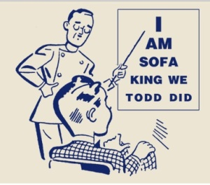sofa king wee todd did