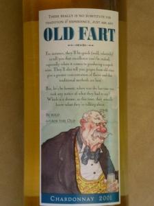 OldFart wine
