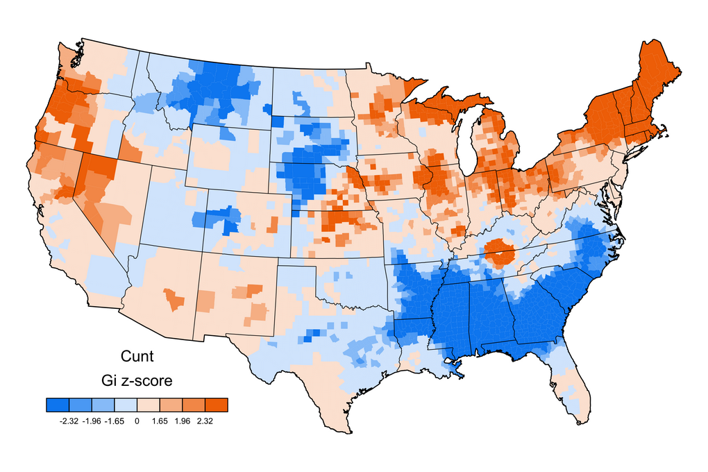 Mapping The United Swears Of America Strong Language - The usa map