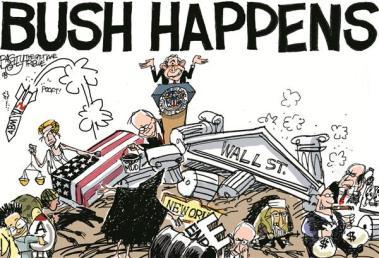 bush happens
