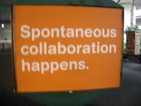 spontaneous happens