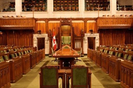 Picture of the Canadian House of Commons
