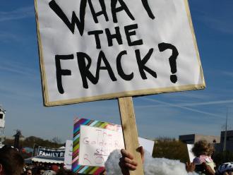 frack-protest-sign