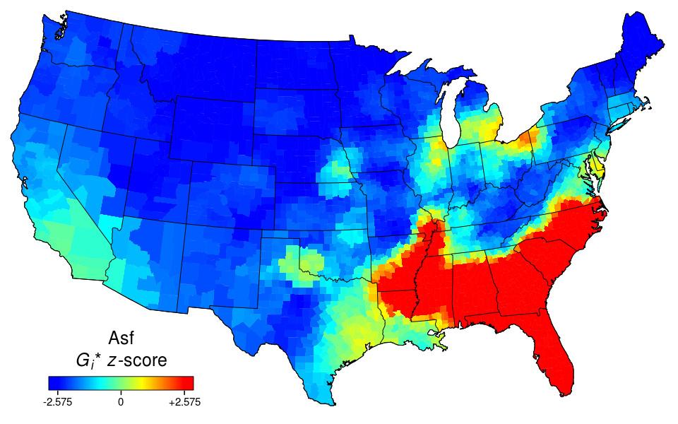 Sweary Maps Swear Harder Strong Language - Us word map