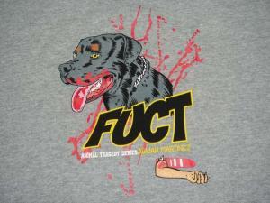 FUCT dog