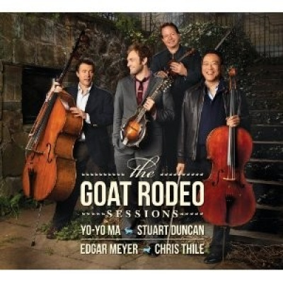 Goat rodeo – Strong Language