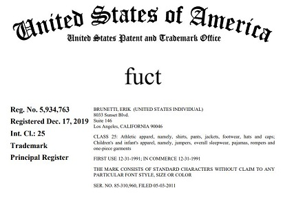 fuct certificate little